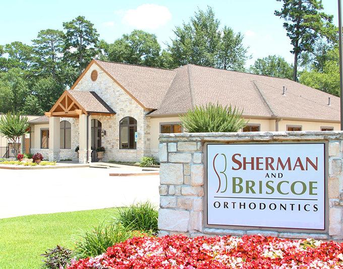 Orthodontist Longview Texas Location Outside View