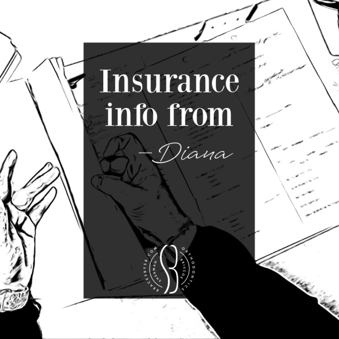 Insurance Info From Diana