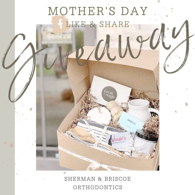 YOU HAVE TIME!! We have extended the Like/Share drawing! • Mother's Day Giveaway will be selected Monday, May 10th🌿